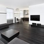 Black Hardwood Floor Trend|Bigelow Flooring Guelph