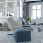 Monochrome Decorating|Bigelow Flooring Guelph Carpet Vinyl Ceramic Tile