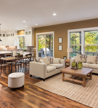 How to Change the Colour of Your Hardwood Floor