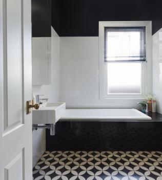 Maintenance for Textured Porcelain Tile Floors