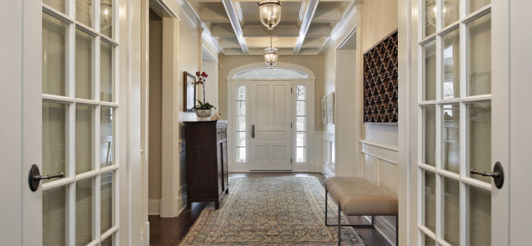 How to Define Your Entryway