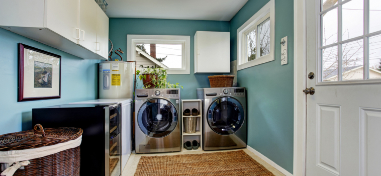 Flooring for Laundry Rooms