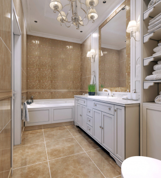 Make a Room Look Bigger with Flooring