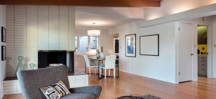 Midcentury Modern Flooring Options