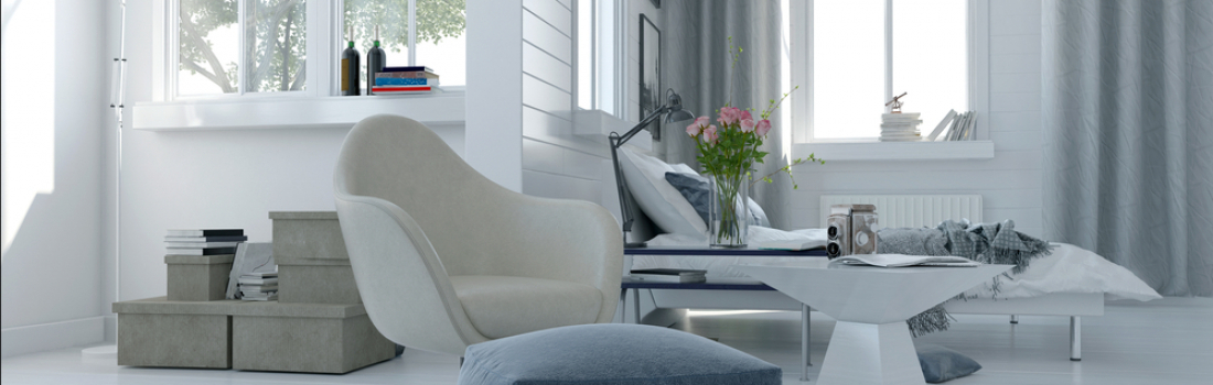 Tips for Monochrome Decorating