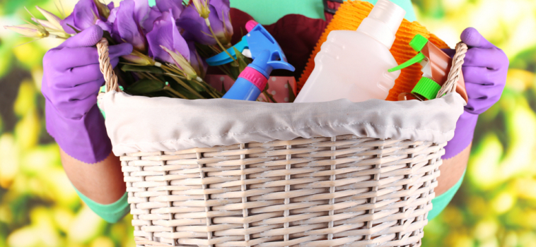 Spring Cleaning for Your Whole Home