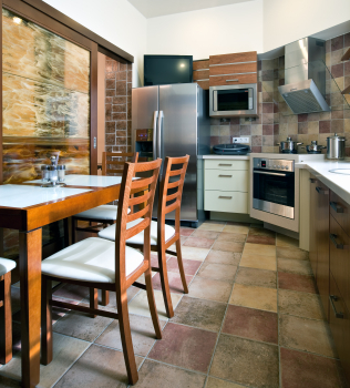 Benefits of Tile Floors in Kitchens