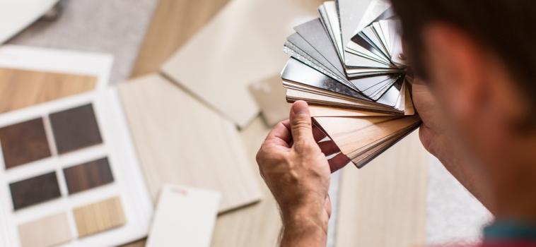Flooring Looks You Won't Believe are Vinyl