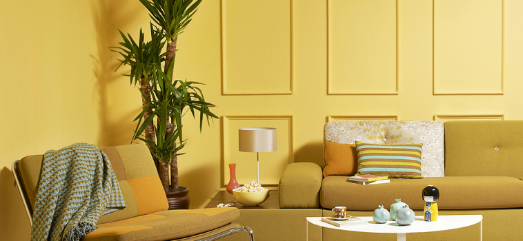 Best Colours for Spring Decorating