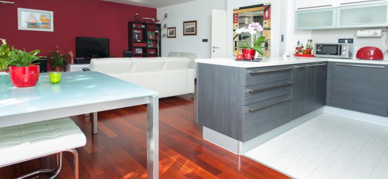 Combining Floor Styles
