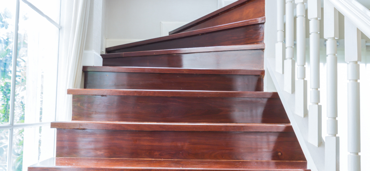 Choosing the Right Floor for Your Stairs