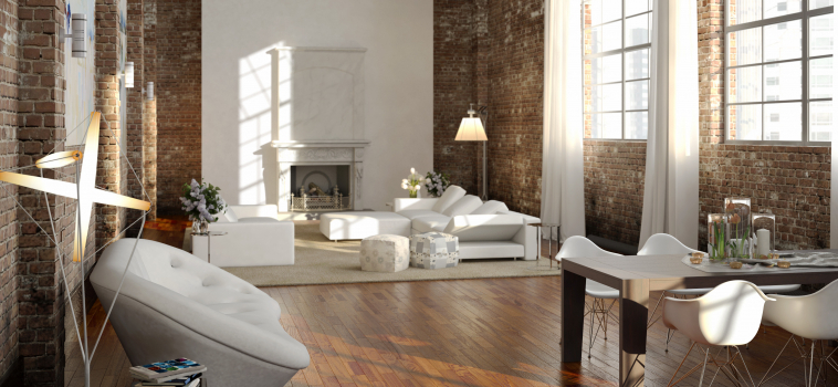 How to Use Flooring to Divide a Space