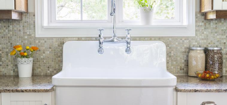 Kitchen and Bathroom Backsplashes
