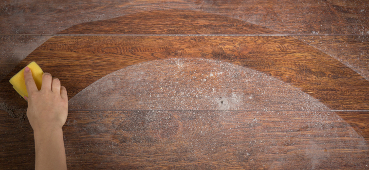 Natural Cleaners for Hardwood