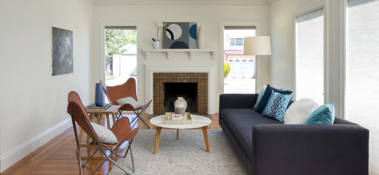 Make Your Space Look Bigger with Rugs