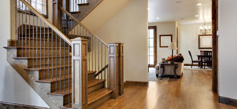Matching Hardwood Flooring