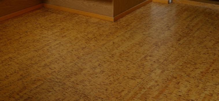 Cork Flooring in Bathrooms