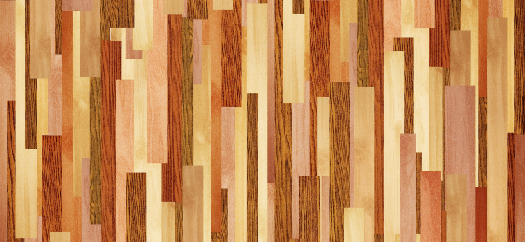 Mixing Types of Wood for Flooring