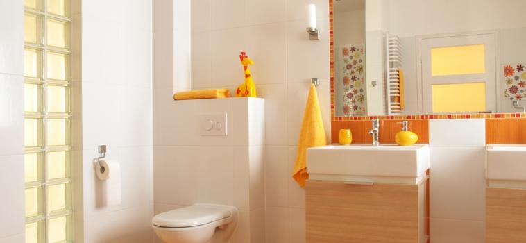 Make Your Bathroom Floor the Centrepiece